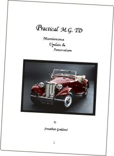 Practical MG TD Maintenance Update and Innovation