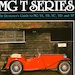 Original MG T-Series by Anders Ditlev Clausager
