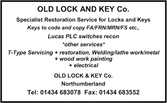 Old Lock and Key Co