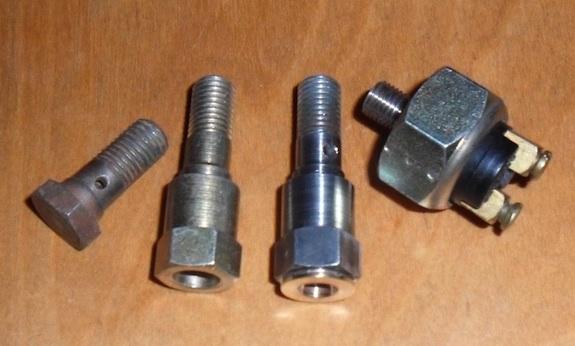 MG TA Brake Switch