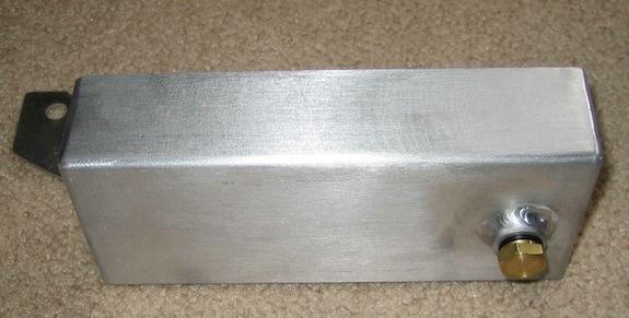 XPAG Oil Drip Tray - Bottom
