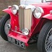 Oil Pressure Warning Light for an MG T-Type