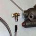 MG TD / TF Remote brake reservoir kit