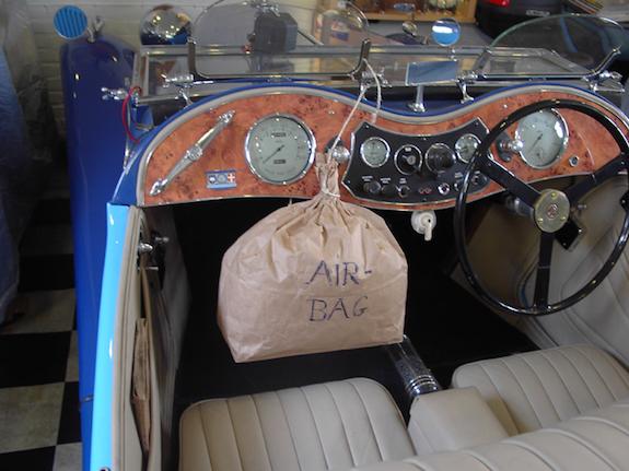 MG Airbag