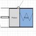 Hydraulic brake system transmission