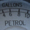MG T-Series Fuel level gauge